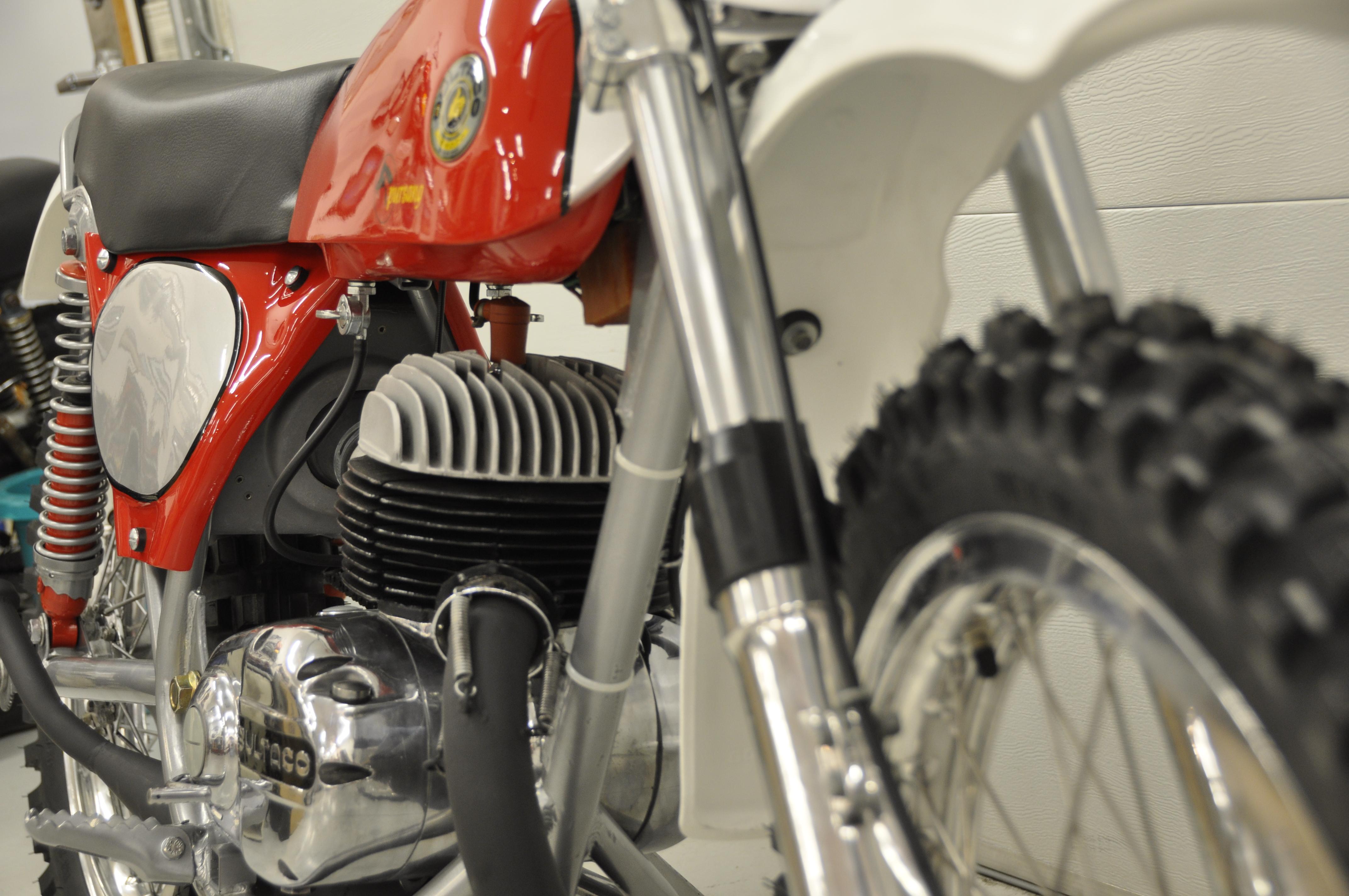 Bultaco Pursang MK6 M101 - Unique Motorcars